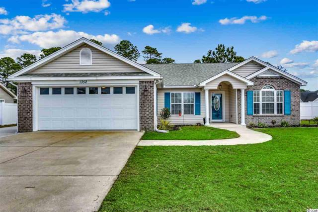1352 Gailard Dr., Conway, SC 29526 (MLS #1906111) :: The Litchfield Company