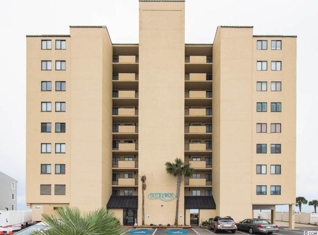 3513 S Ocean Blvd. #305, North Myrtle Beach, SC 29582 (MLS #1906120) :: Garden City Realty, Inc.