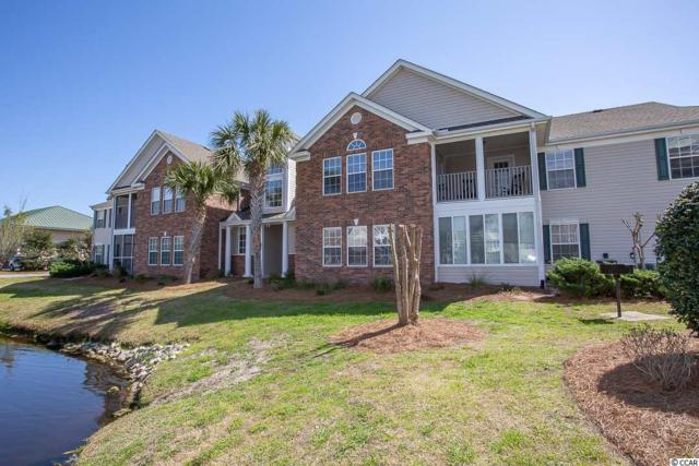 22 Woodhaven Dr. G, Murrells Inlet, SC 29576 (MLS #1906125) :: James W. Smith Real Estate Co.