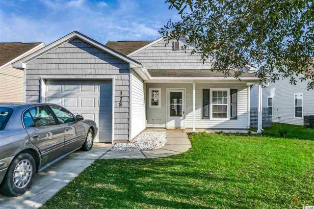 178 Belle Grove Dr., Myrtle Beach, SC 29579 (MLS #1906147) :: The Greg Sisson Team with RE/MAX First Choice