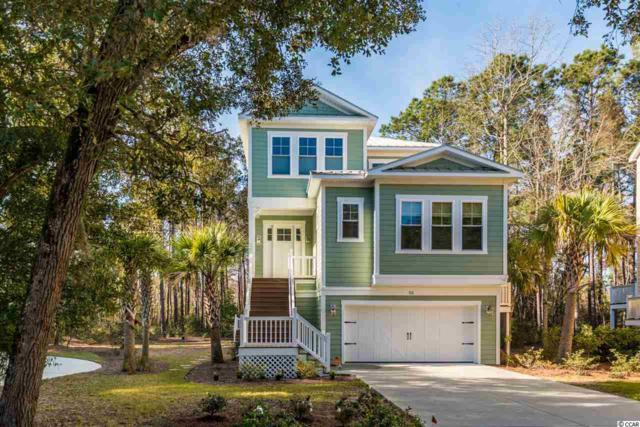 55 Schooner Ct., Pawleys Island, SC 29585 (MLS #1906148) :: The Lachicotte Company