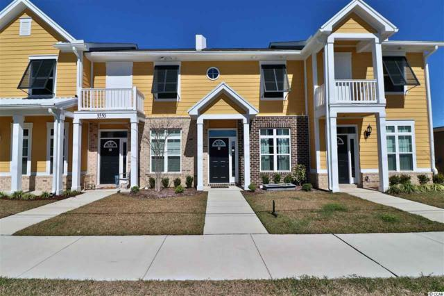 3550 Pampas Dr. #4, Myrtle Beach, SC 29577 (MLS #1906205) :: The Greg Sisson Team with RE/MAX First Choice