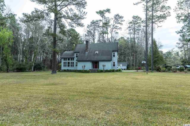121 Campground Rd., Hemingway, SC 29554 (MLS #1906217) :: The Hoffman Group