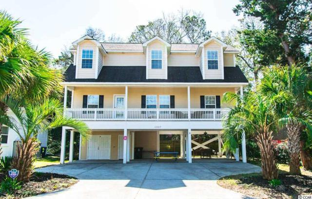 4507 Pinecrest St., North Myrtle Beach, SC 29582 (MLS #1906234) :: James W. Smith Real Estate Co.