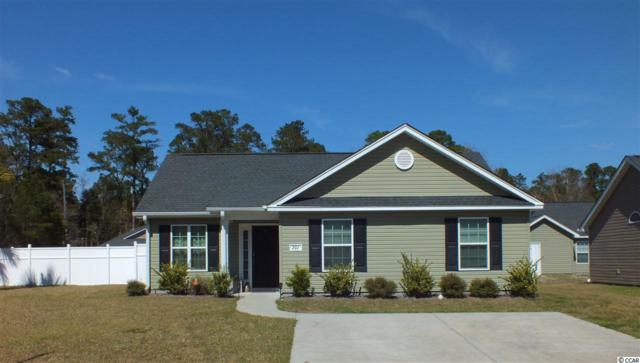 201 Upper Saddle Circle, Conway, SC 29526 (MLS #1906245) :: The Litchfield Company