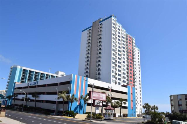 1605 S Ocean Blvd. #107, Myrtle Beach, SC 29577 (MLS #1906247) :: The Lachicotte Company