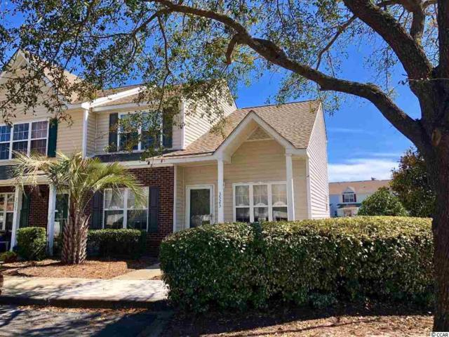3523 Evergreen Way N/A, Myrtle Beach, SC 29577 (MLS #1906267) :: Hawkeye Realty