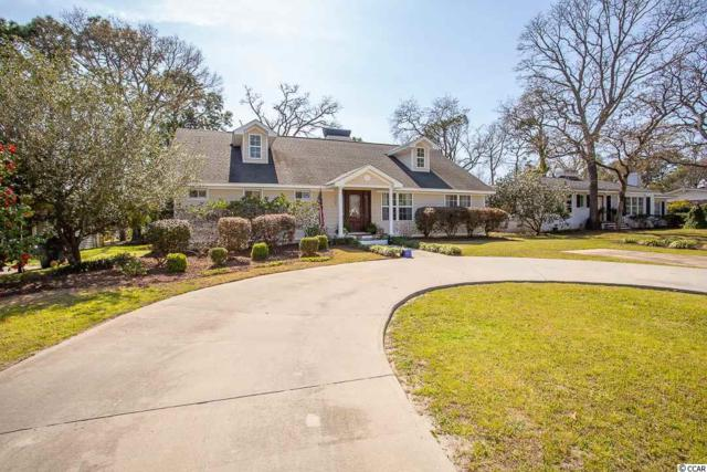 703 Jasmine Ave., Myrtle Beach, SC 29577 (MLS #1906271) :: The Litchfield Company