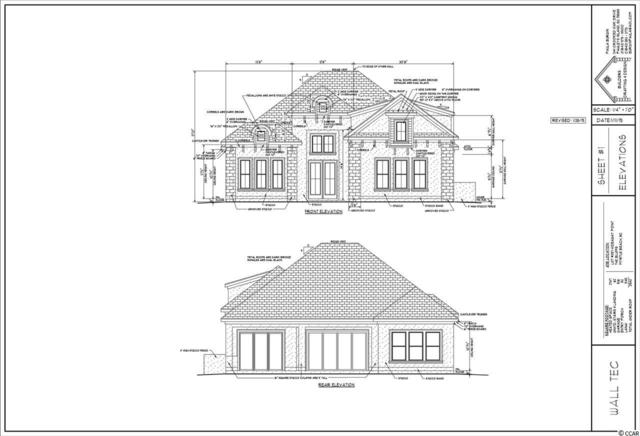 2028 Hideaway Point, Myrtle Beach, SC 29579 (MLS #1906272) :: The Litchfield Company