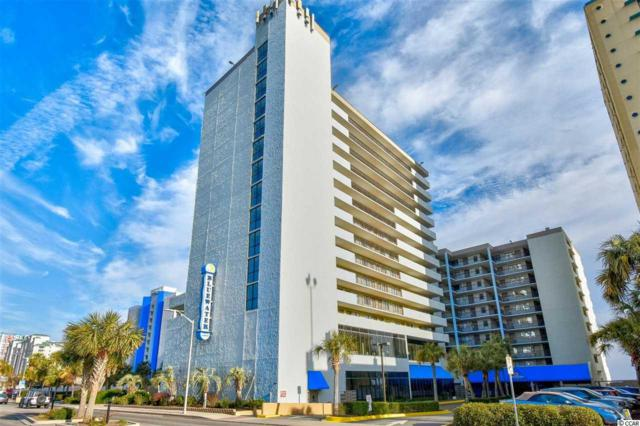 2001 S Ocean Blvd. #1505, Myrtle Beach, SC 29577 (MLS #1906275) :: Trading Spaces Realty