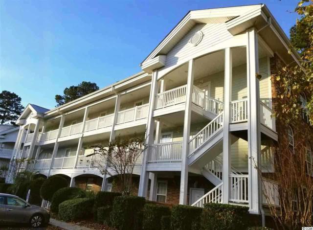 698 Riverwalk Dr. #303, Myrtle Beach, SC 29579 (MLS #1906277) :: The Hoffman Group