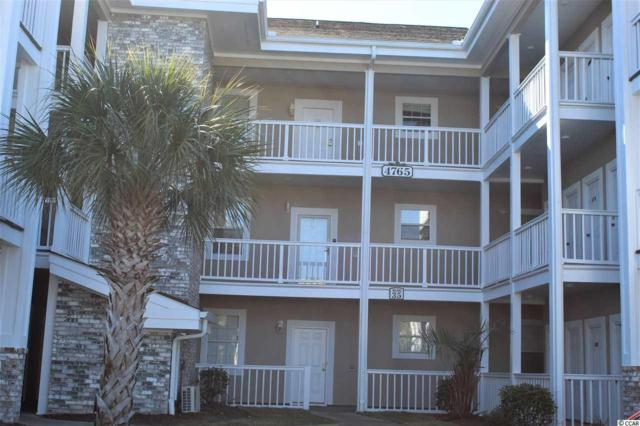 4765 Wild Iris Dr. #301, Myrtle Beach, SC 29577 (MLS #1906281) :: The Hoffman Group