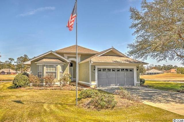 623 Links View Dr., Longs, SC 29568 (MLS #1906291) :: The Litchfield Company