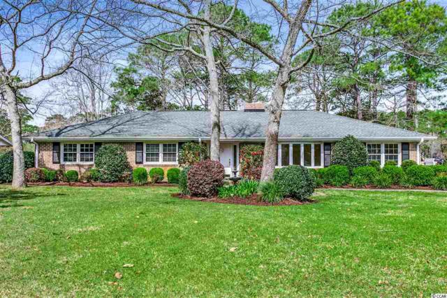 1492 Bay Tree Ln., Surfside Beach, SC 29575 (MLS #1906298) :: Trading Spaces Realty