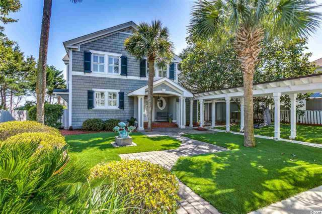 4306 North Ocean Blvd., Myrtle Beach, SC 29577 (MLS #1906329) :: Right Find Homes