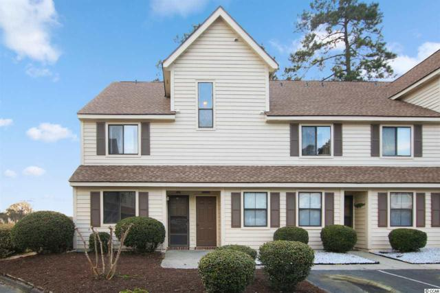 510 Fairwood Lakes Ln. 19-E, Myrtle Beach, SC 29588 (MLS #1906341) :: The Litchfield Company