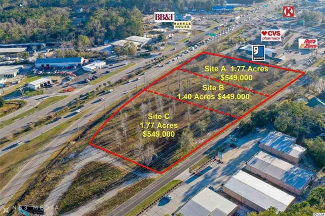 Lot C Highway 17 Bypass, Murrells Inlet, SC 29576 (MLS #1906344) :: Trading Spaces Realty