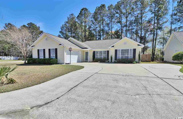 536 Saint Charles Circle, Myrtle Beach, SC 29588 (MLS #1906363) :: The Litchfield Company