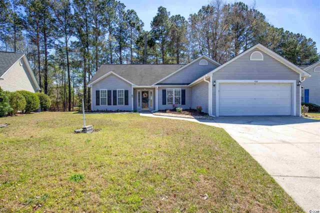 528 Saint Charles Circle, Myrtle Beach, SC 29588 (MLS #1906365) :: The Litchfield Company