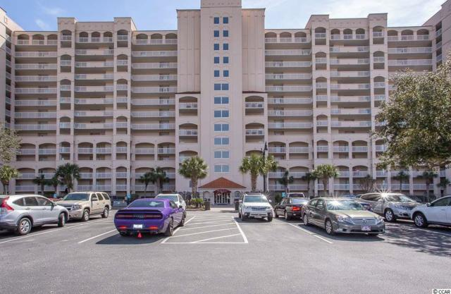 4801 Harbor Point Dr. #304, North Myrtle Beach, SC 29582 (MLS #1906381) :: The Hoffman Group