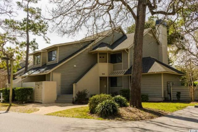 104 Westhill Circle 6-E, Myrtle Beach, SC 29572 (MLS #1906389) :: The Lachicotte Company