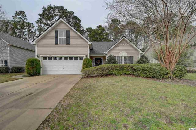 4626 Fringetree Dr., Murrells Inlet, SC 29576 (MLS #1906404) :: Trading Spaces Realty