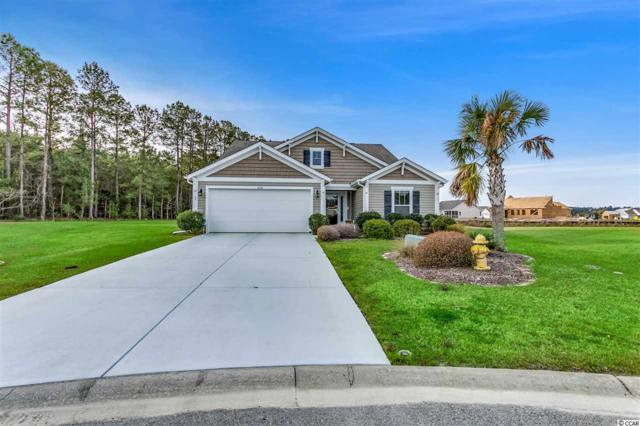 678 Iredel Ct., Calabash, NC 28467 (MLS #1906412) :: Trading Spaces Realty