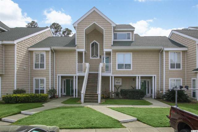 3868 Myrtle Pointe Dr. #119, Myrtle Beach, SC 29577 (MLS #1906439) :: The Greg Sisson Team with RE/MAX First Choice