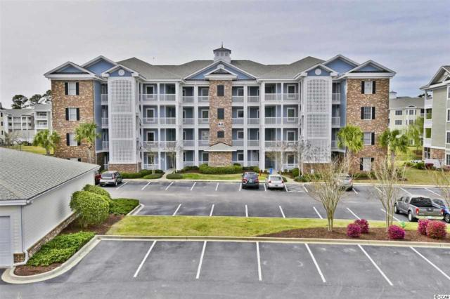 4827 Magnolia Lake Dr. #203, Myrtle Beach, SC 29577 (MLS #1906467) :: The Greg Sisson Team with RE/MAX First Choice