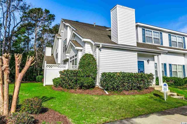 124 Gully Branch Ln. #1, Myrtle Beach, SC 29572 (MLS #1906476) :: The Litchfield Company