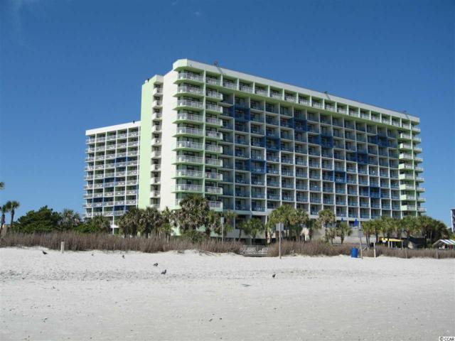 1105 S Ocean Blvd. #1018, Myrtle Beach, SC 29577 (MLS #1906494) :: The Hoffman Group
