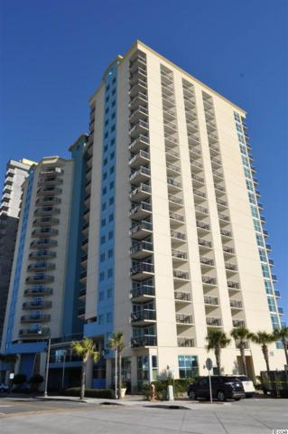 504 N Ocean Blvd. #1611, Myrtle Beach, SC 29577 (MLS #1906509) :: James W. Smith Real Estate Co.