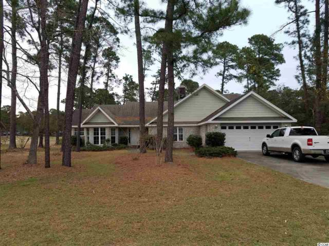8259 Timber Ridge Rd., Conway, SC 29526 (MLS #1906516) :: The Litchfield Company