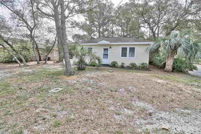 1619 Edge Dr., North Myrtle Beach, SC 29582 (MLS #1906522) :: James W. Smith Real Estate Co.