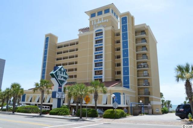 1200 N Ocean Blvd. #1002, Myrtle Beach, SC 29577 (MLS #1906525) :: The Greg Sisson Team with RE/MAX First Choice