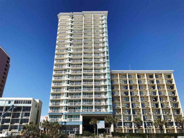 2504 N Ocean Blvd. N #1131, Myrtle Beach, SC 29577 (MLS #1906527) :: The Hoffman Group