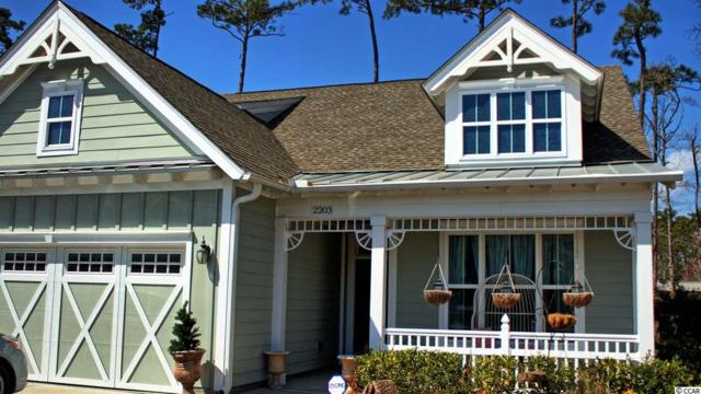 2203 Birchwood Circle, Myrtle Beach, SC 29577 (MLS #1906533) :: The Greg Sisson Team with RE/MAX First Choice