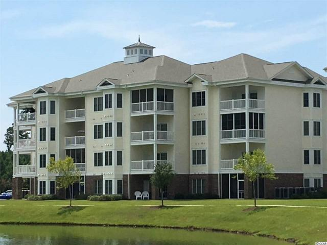 4874 Luster Leaf Circle #401, Myrtle Beach, SC 29577 (MLS #1906536) :: The Lachicotte Company