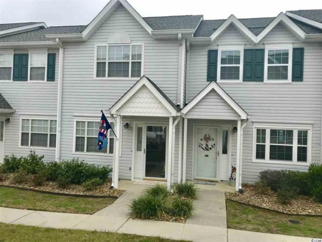 615 2nd Ave. N 25D, North Myrtle Beach, SC 29582 (MLS #1906540) :: The Greg Sisson Team with RE/MAX First Choice