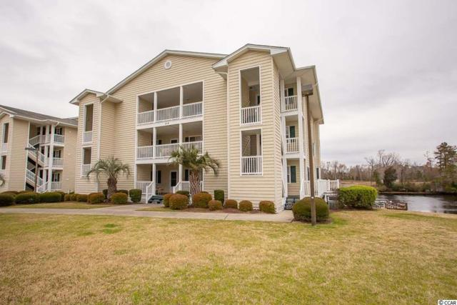 214 Landing Dr. I, North Myrtle Beach, SC 29582 (MLS #1906543) :: The Litchfield Company