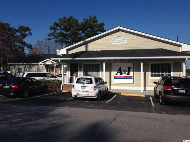 1004 8th Ave. N, Myrtle Beach, SC 29577 (MLS #1906556) :: The Hoffman Group