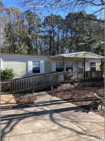 654 Riverbend Rd., Myrtle Beach, SC 29588 (MLS #1906561) :: James W. Smith Real Estate Co.