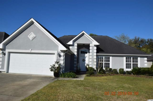 227 Jessica Lakes Dr., Conway, SC 29526 (MLS #1906610) :: The Hoffman Group