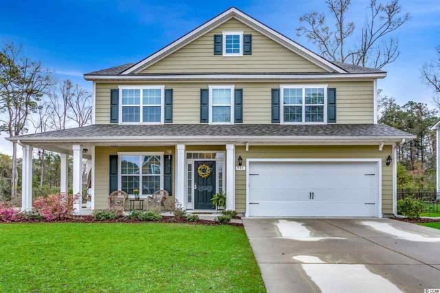 501 Oak Pond Ct., Conway, SC 29526 (MLS #1906617) :: The Hoffman Group