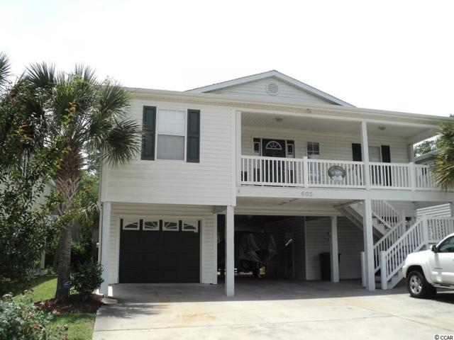 605 N 21st Ave. N, North Myrtle Beach, SC 29582 (MLS #1906621) :: The Greg Sisson Team with RE/MAX First Choice