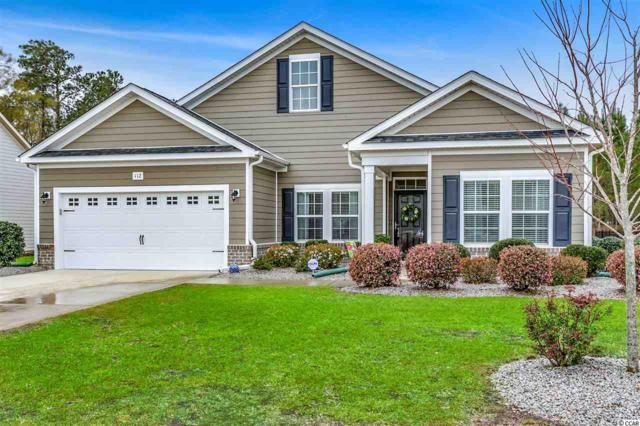 112 Board Landing Circle, Conway, SC 29526 (MLS #1906624) :: The Litchfield Company