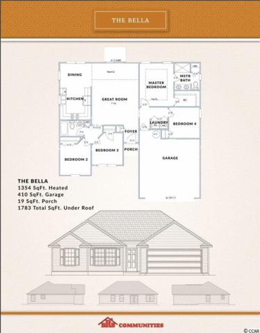 1814 Heirloom Dr., Conway, SC 29526 (MLS #1906629) :: The Greg Sisson Team with RE/MAX First Choice