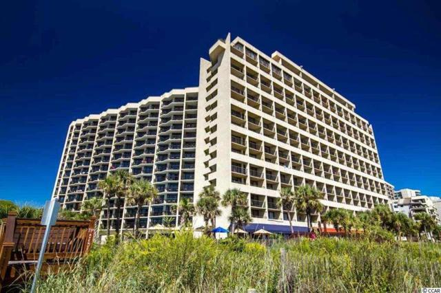 7100 N Ocean Blvd. #803, Myrtle Beach, SC 29572 (MLS #1906636) :: The Lachicotte Company