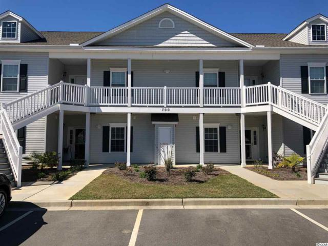 700 Sunnyside Dr. #201, Murrells Inlet, SC 29576 (MLS #1906643) :: Garden City Realty, Inc.