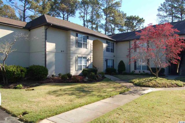402 Pipers Ln. #402, Myrtle Beach, SC 29575 (MLS #1906654) :: The Greg Sisson Team with RE/MAX First Choice